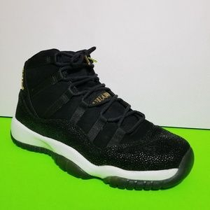 6f2dabd25ed Jordan Shoes | Air 11 Retro Heiress Black Stingray | Poshmark